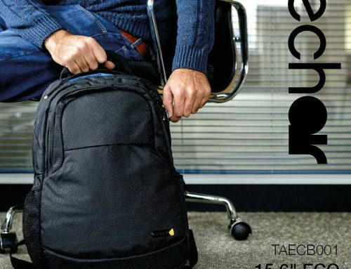Not just your average backpack – the Eco is super lightweight and includes foam cushions to keep your laptop snug and secure #laptop #luggage #accessories #tech #work #style #eco http://zurl.co/pORR